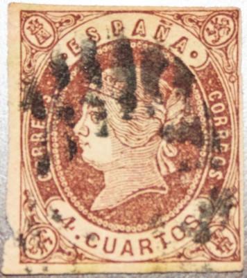 Sello Isabel II