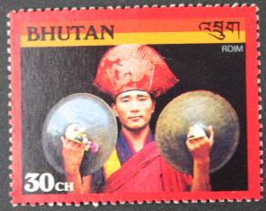 2017-06-16 Roim sello de Bután