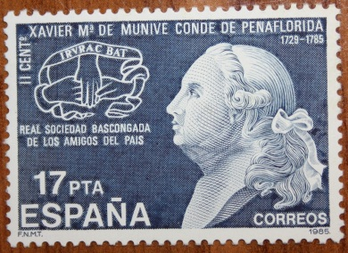 2018-01-26 Conde de Peñaflorida